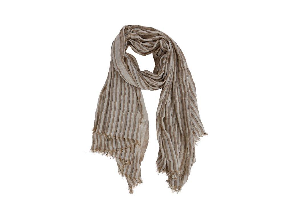 0048839 scarf victoria beige 650
