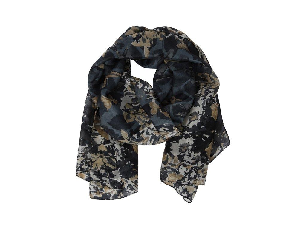 0041630 scarf ebba grey 650