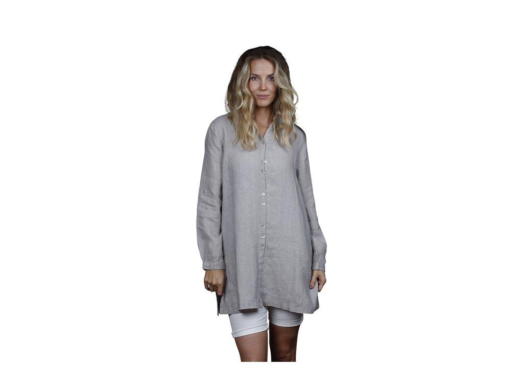 0047185 tunic zoe size small grey 650