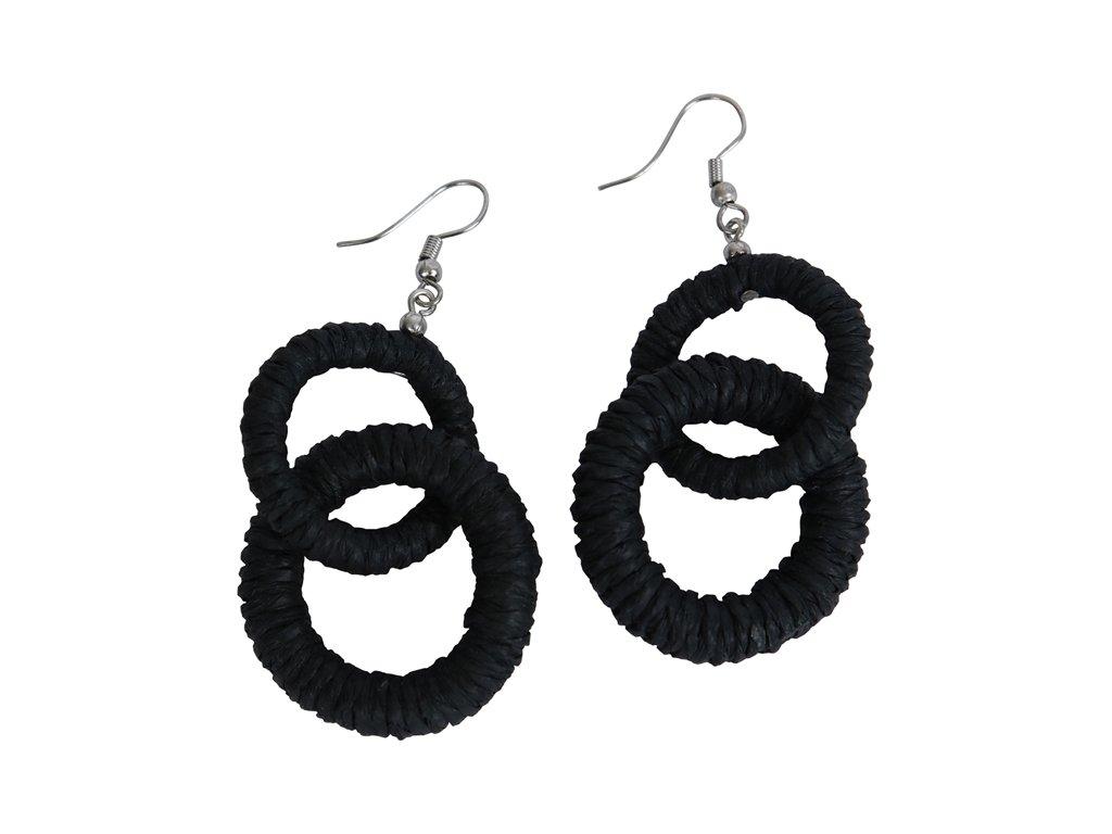 0047321 earring abigail black 650