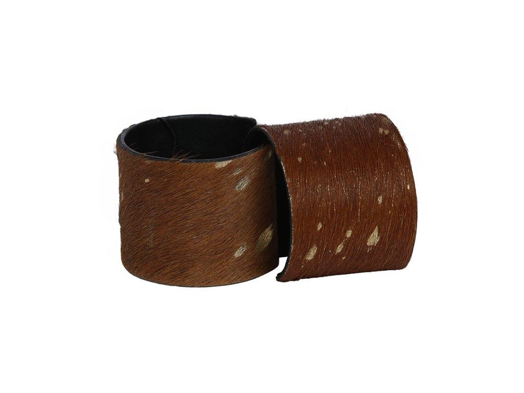 0047898 bracelet sadiey browngold 650
