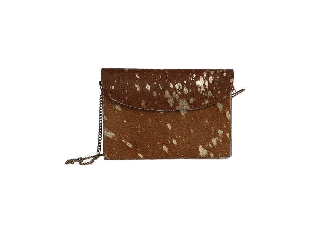 0047456 handbag sadie browngold 650