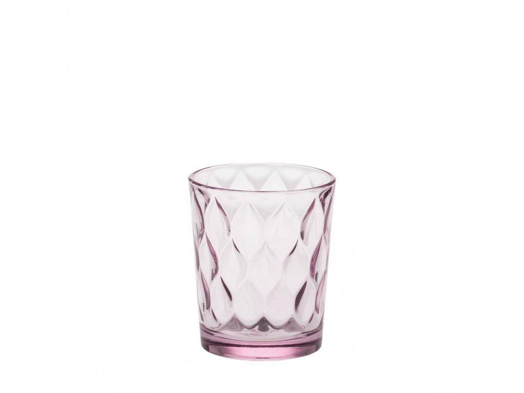 b 40373 sklenice na vodu mineral rose 1 ks (1)