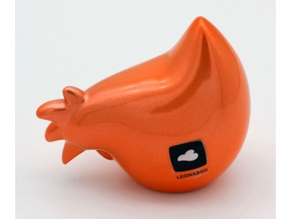 Slepice oranžová střední