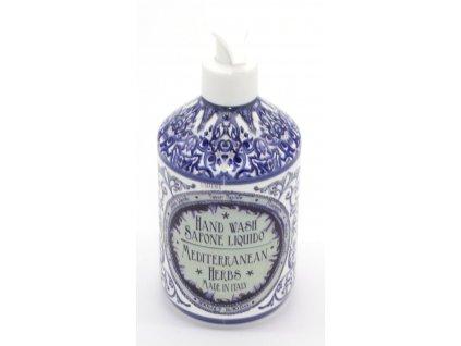 Tekuté mýdlo na ruce Mediterranean Herbs