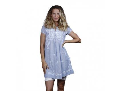 0047020 tunic adeline size medium whiteblue 650