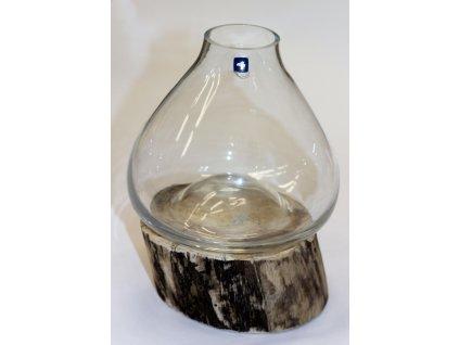 Váza dřevo
