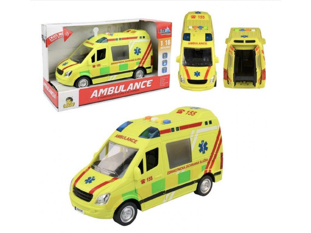 Policie, záchranky, hasiči