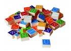 Dřevěné didaktické hračky, hry