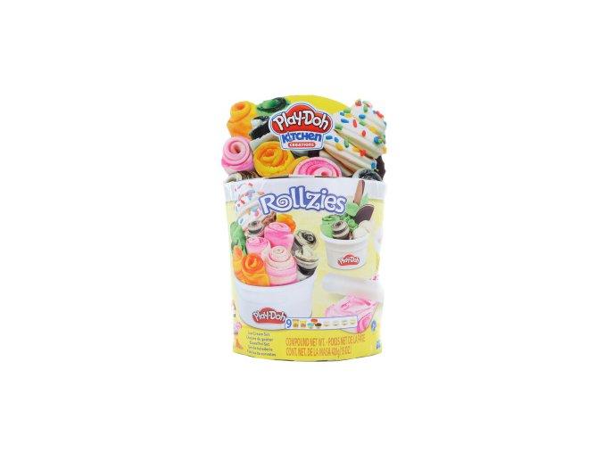 Play-Doh Set rolované zmrzliny