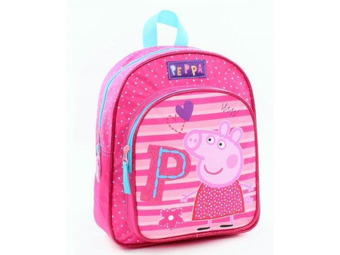 Batoh PEPPA PIG va 8528 malinový