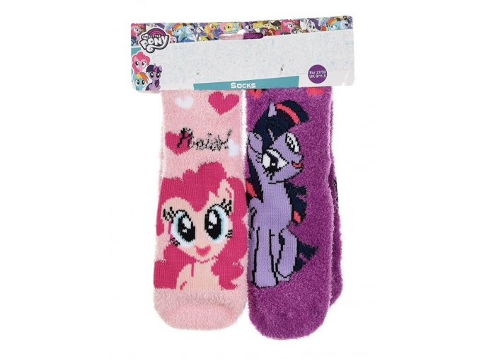 Duopack MY LITTLE PONY chlup  rh 0756