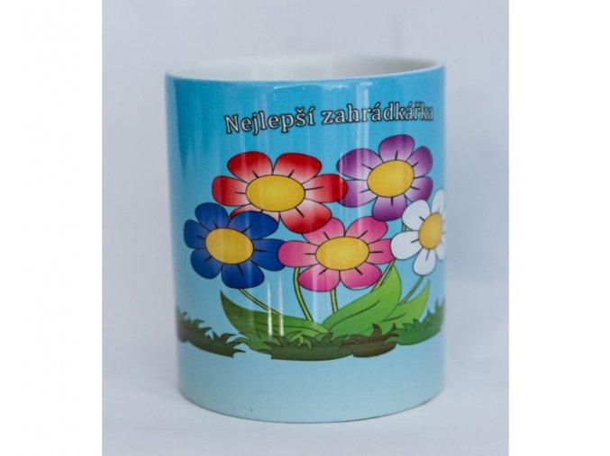 Hrnek zahradkářka 1