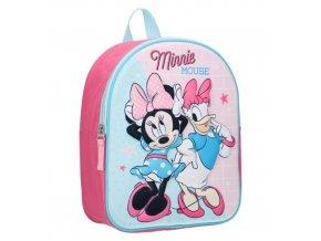 3D batoh MINNIE Va 0630 růžový
