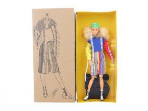 Barbie BMR1959 Barbie v ponožkových teniskách módní deluxe