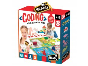 HEADU: Kódovací hra