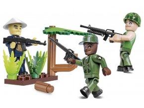 Figurky s doplňky Vietnamská válka, 26 k