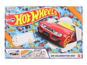 Hot Wheels Dárkový box GWN96