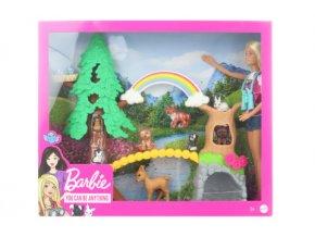 Barbie Průzkumnice GTN60