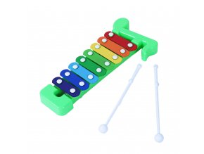 Dětský xylofón 26 cm