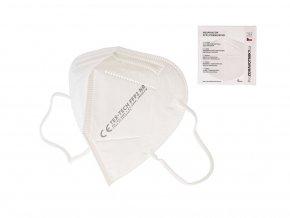 67494 respirator cz ffp2 premium 5ks v krabicce
