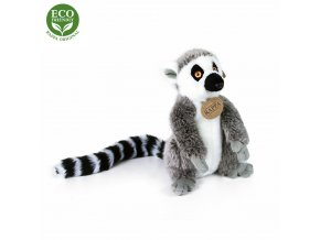 Plyšový lemur 22 cm ECO-FRIENDLY