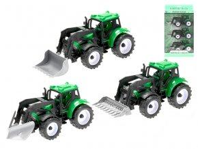 Traktor 16-17 cm na setrvačník 3 ks v krabičce