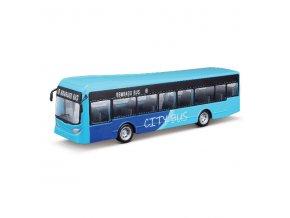 Bburago City Bus 19 cm 2 druhy