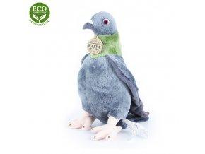 Plyšový holub 23 cm ECO-FRIENDLY