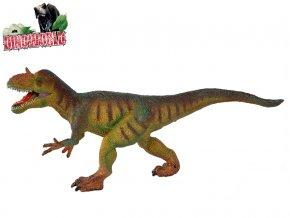 Dinosaurus Allosaurus 29 cm stojící v sáčku