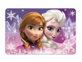 3D podložka FROZEN eli 1345-1 Anna a Elsa