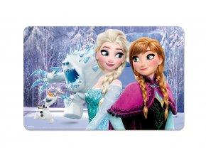 3D podložka FROZEN Eli 1900-1 Elsa, Anna