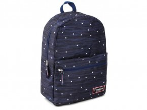 Batoh SKOOTER Premium Confidence Va 9517 tm. modrý