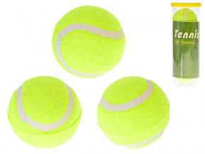 Míčky tenisové 3 ks v dóze