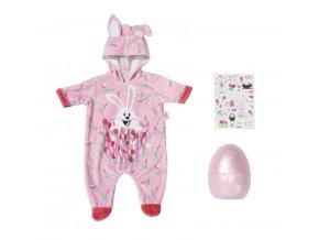 BABY born Velikonoční vajíčko s oblečením