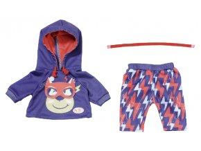 BABY BORN Klučičí oblečení Narozeninová edice 43 cm