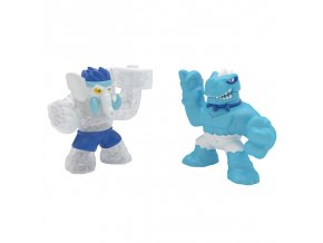 GOO JIT ZU figurky ARCTIC dvoubalení série 3