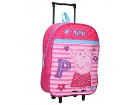Cestovní trolley batoh PEPPA PIG  Va 0564