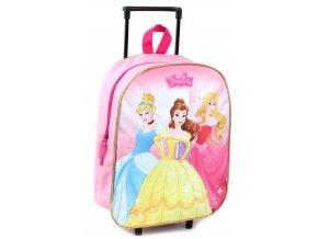 Cestovní trolley batoh PRINCEZNY Va 9425