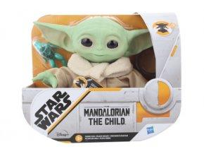 Baby Yoda mluvící plyš