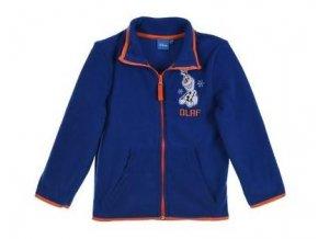 Flísová mikina OLAF ph 1364 modrá