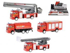 Auto hasiči 10,5-12cm kov na zpětný chod