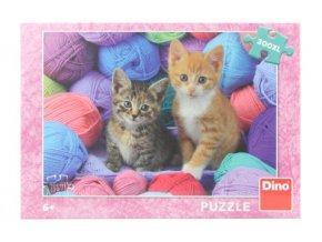 Puzzle Koťátka 300XL