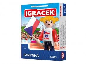IGRÁČEK - Fanynka