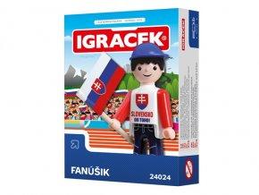 IGRÁČEK - Fanúšik SK