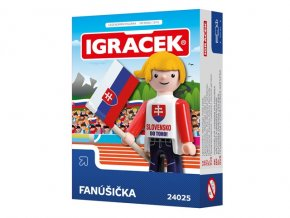 IGRÁČEK - Fanúšička SK