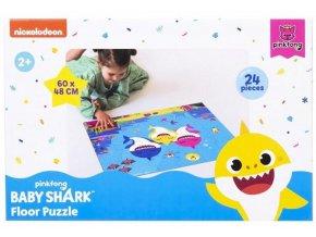 PODLAHOVÉ PUZZLE BABY SHARK