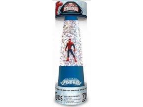 Led lampička SPIDERMAN Eur 15238 modrá