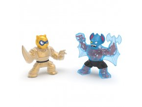 GOO JIT ZU figurky PANTARO vs. BAT dvoubalení série 2