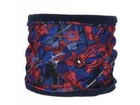 Nákrčník SPIDERMAN ph 4086 tm. modrý